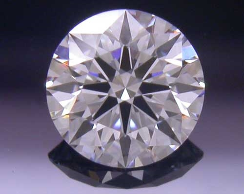 0.355 ct D VS2 A CUT ABOVE® Hearts and Arrows Super Ideal Round Cut Loose Diamond
