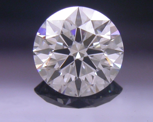 0.395 ct E VS2 A CUT ABOVE® Hearts and Arrows Super Ideal Round Cut Loose Diamond