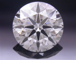 0.397 ct F VS2 A CUT ABOVE® Hearts and Arrows Super Ideal Round Cut Loose Diamond