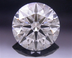 0.396 ct F VS1 A CUT ABOVE® Hearts and Arrows Super Ideal Round Cut Loose Diamond