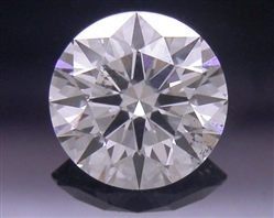 0.394 ct G SI1 A CUT ABOVE® Hearts and Arrows Super Ideal Round Cut Loose Diamond