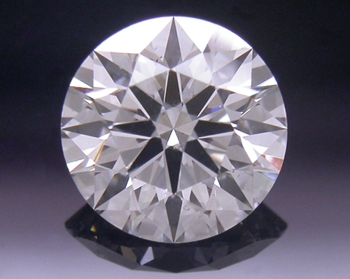 0.483 ct G SI1 A CUT ABOVE® Hearts and Arrows Super Ideal Round Cut Loose Diamond