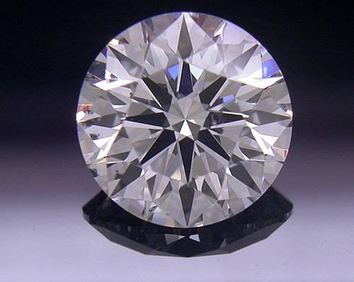 0.906 ct E SI2 Expert Selection Round Cut Loose Diamond