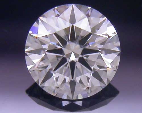 0.315 ct G VS2 A CUT ABOVE® Hearts and Arrows Super Ideal Round Cut Loose Diamond