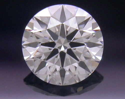 0.308 ct H SI2 A CUT ABOVE® Hearts and Arrows Super Ideal Round Cut Loose Diamond