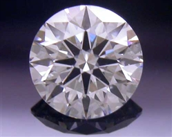 0.314 ct G SI1 A CUT ABOVE® Hearts and Arrows Super Ideal Round Cut Loose Diamond