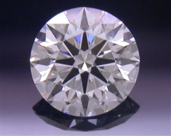 0.315 ct H SI1 A CUT ABOVE® Hearts and Arrows Super Ideal Round Cut Loose Diamond