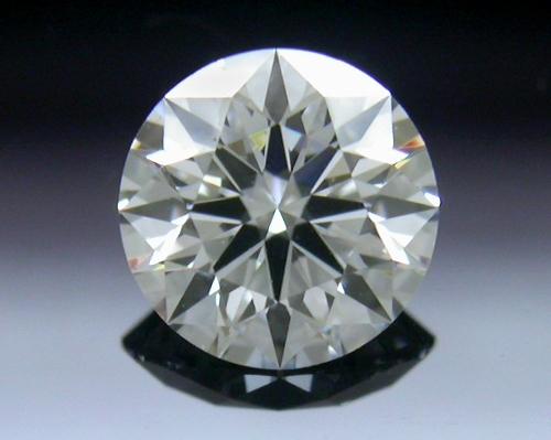 0.321 ct E VS1 A CUT ABOVE® Hearts and Arrows Super Ideal Round Cut Loose Diamond