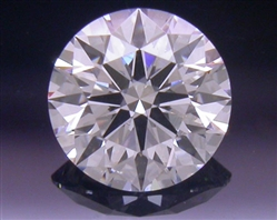 0.337 ct E SI1 A CUT ABOVE® Hearts and Arrows Super Ideal Round Cut Loose Diamond