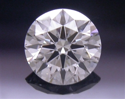 0.326 ct D SI1 A CUT ABOVE® Hearts and Arrows Super Ideal Round Cut Loose Diamond