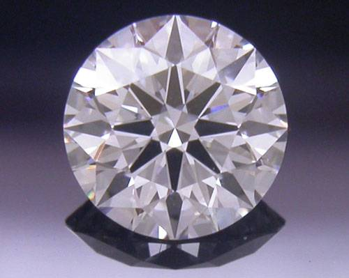 0.332 ct E VS2 A CUT ABOVE® Hearts and Arrows Super Ideal Round Cut Loose Diamond