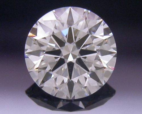 0.333 ct G SI2 A CUT ABOVE® Hearts and Arrows Super Ideal Round Cut Loose Diamond