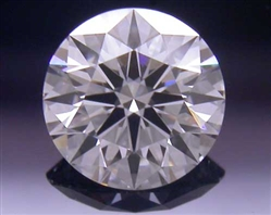 0.391 ct F VS1 A CUT ABOVE® Hearts and Arrows Super Ideal Round Cut Loose Diamond