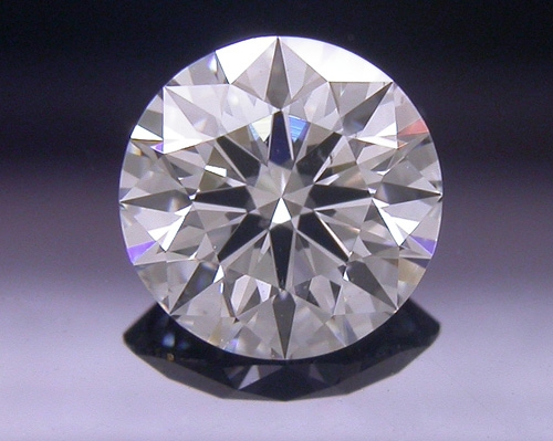 0.403 ct F SI1 Expert Selection Round Cut Loose Diamond