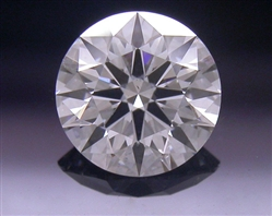 0.392 ct F SI1 Expert Selection Round Cut Loose Diamond