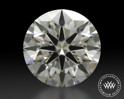 0.336 ct F VVS2 Premium Select Round Cut Loose Diamond