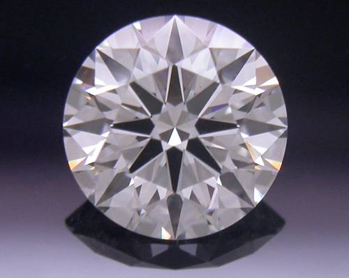 0.574 ct H VS2 A CUT ABOVE® Hearts and Arrows Super Ideal Round Cut Loose Diamond