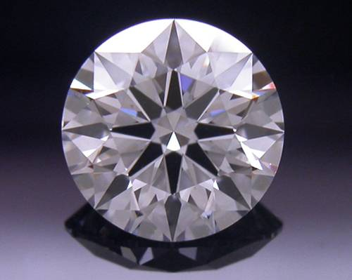 0.515 ct D VS2 A CUT ABOVE® Hearts and Arrows Super Ideal Round Cut Loose Diamond