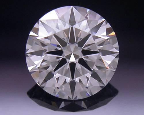 0.52 ct E VS2 A CUT ABOVE® Hearts and Arrows Super Ideal Round Cut Loose Diamond