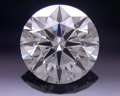 0.532 ct G VS2 A CUT ABOVE® Hearts and Arrows Super Ideal Round Cut Loose Diamond