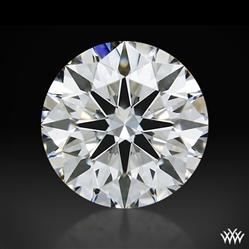 0.556 ct F VS1 Premium Select Round Cut Loose Diamond
