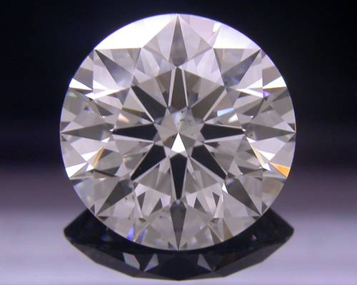 2.32 ct G SI1 A CUT ABOVE® Hearts and Arrows Super Ideal Round Cut Loose Diamond