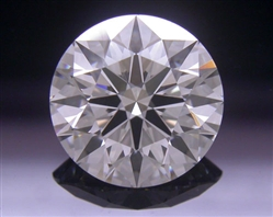 1.327 ct H VVS2 A CUT ABOVE® Hearts and Arrows Super Ideal Round Cut Loose Diamond