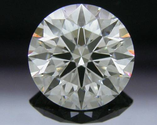 1.125 ct H SI2 A CUT ABOVE® Hearts and Arrows Super Ideal Round Cut Loose Diamond