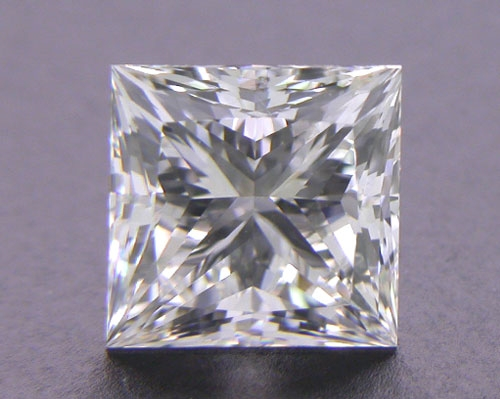 1.035 ct I SI1 A CUT ABOVE® Princess Super Ideal Cut Diamond