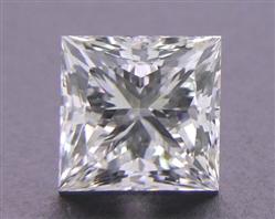 1.035 ct I SI1 A CUT ABOVE® Princess Super Ideal Cut Diamond