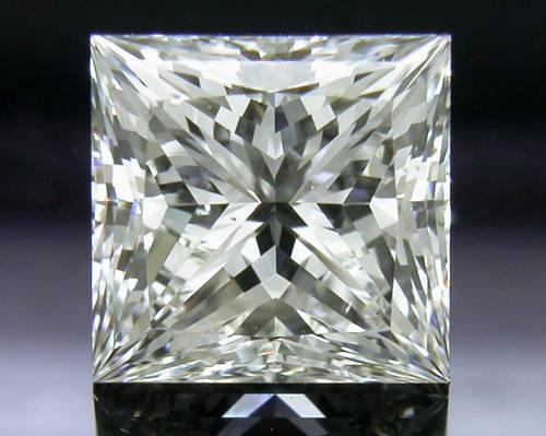1.131 ct K SI1 A CUT ABOVE® Princess Super Ideal Cut Diamond