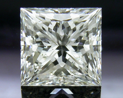 1.131 ct K SI1 A CUT ABOVE® Princess Super Ideal Cut Diamond