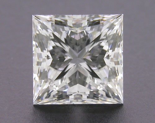 1.243 ct F VS1 A CUT ABOVE® Princess Super Ideal Cut Diamond