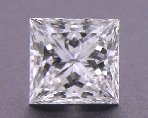 0.95 ct G VS1 A CUT ABOVE® Princess Super Ideal Cut Diamond