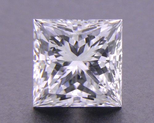1.014 ct F SI2 A CUT ABOVE® Princess Super Ideal Cut Diamond
