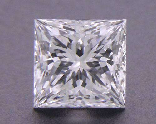 1.01 ct F VVS1 A CUT ABOVE® Princess Super Ideal Cut Diamond