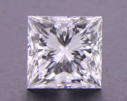 1.014 ct F VS2 A CUT ABOVE® Princess Super Ideal Cut Diamond