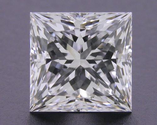 1.17 ct E VS2 A CUT ABOVE® Princess Super Ideal Cut Diamond