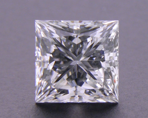 1.035 ct F VVS2 A CUT ABOVE® Princess Super Ideal Cut Diamond