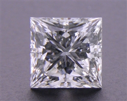 1.035 ct F VVS2 A CUT ABOVE® Princess Super Ideal Cut Diamond