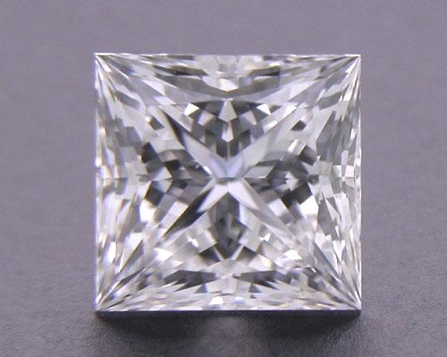 1.005 ct G SI1 A CUT ABOVE® Princess Super Ideal Cut Diamond