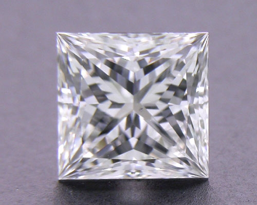 1.04 ct G VS2 A CUT ABOVE® Princess Super Ideal Cut Diamond