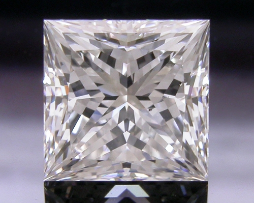 1.104 ct H SI1 A CUT ABOVE® Princess Super Ideal Cut Diamond