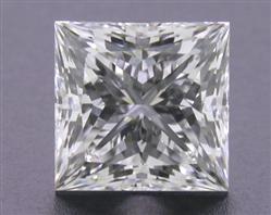 1.246 ct G VVS1 A CUT ABOVE® Princess Super Ideal Cut Diamond