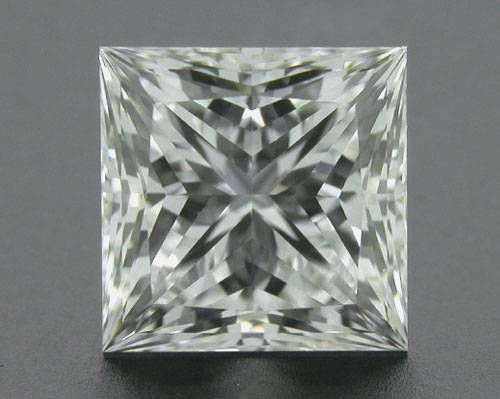 2.01 ct F VS1 A CUT ABOVE® Princess Super Ideal Cut Diamond