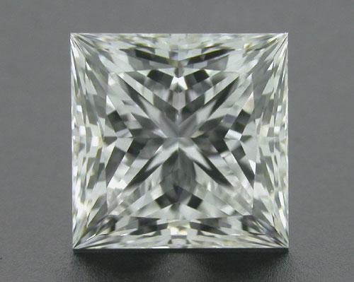 2.01 ct F VS1 A CUT ABOVE® Princess Super Ideal Cut Diamond