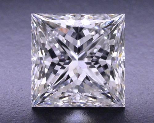 2.018 ct G SI2 Expert Selection Princess Cut Loose Diamond