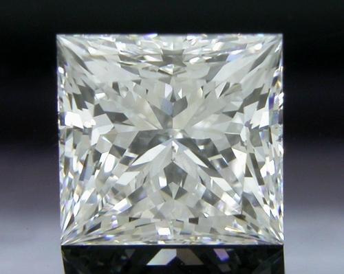 1.053 ct G SI2 A CUT ABOVE® Princess Super Ideal Cut Diamond