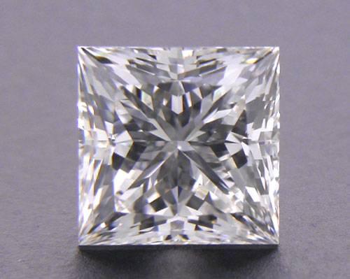 1.018 ct J VVS2 A CUT ABOVE® Princess Super Ideal Cut Diamond