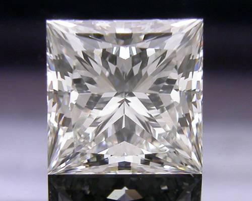 1.064 ct J VS1 A CUT ABOVE® Princess Super Ideal Cut Diamond